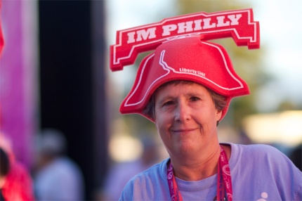 susan g. komen 3-Day breast cancer walk blog 60 miles philadelphia