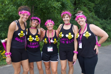 susan g. komen 3-Day breast cancer walk blog 60 miles