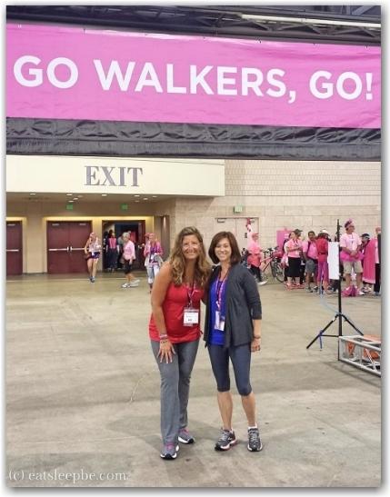 susan g. komen 3-day breast cancer 60 miles walk blog jessica cohen eat sleep be blogger walker