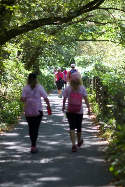 philly beautiful trail walking