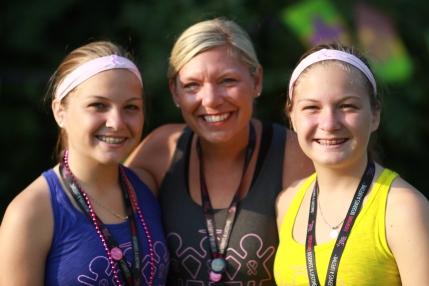 TC Local Impact Jessica Stockamp and daughters