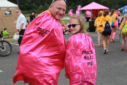 susan g. komen 3-Day breast cancer walk blog 60 miles crew twin cities mullet pig youth corps
