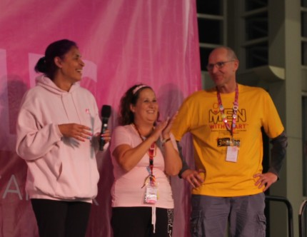susan g. komen 3-Day breast cancer walk blog philadelphia award winners top fundraiser team breast friends of pennsylvania