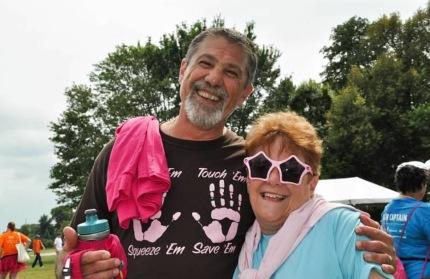 Mark and Amy Nadeau