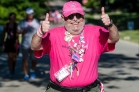 Day 2 of the Susan G. Komen 3day walk through Novi, Northville, and Plymouth, Michigan on August 5, 2017.