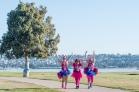 Day 3 of the Susan G. Komen 3day walk through San Diego, California on November 19, 2017.