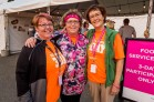 Day 2 of the Susan G. Komen 3day walk through Seattle, Washington on September 16, 2017.