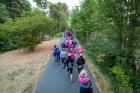 Day 3 of the Susan G. Komen 3day walk through Seattle, Washington on September 17, 2017.